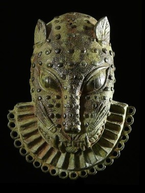 masque-de-ceinture-en-bronze-bini-benin-nigeria