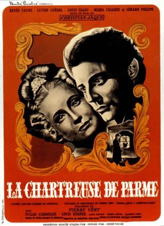 la chartreuse de Parme 1948 rŽal : Christian Jaque Collection Christophel