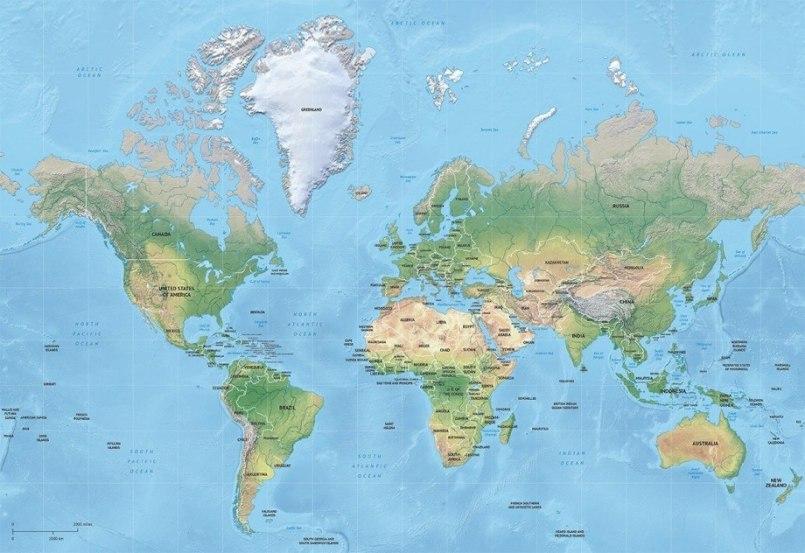 onestopmap-world-map-mercator-shaded-relief-920x632